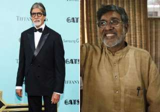 big b glad to share stage with kailash satyarthi...