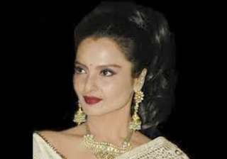 rekha in talks to do tv serial - India TV