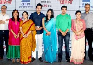 new tv show hello pratibha launched traces...