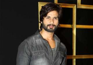 shahid kapoor feels empowered after doing films...