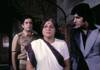 deewaar most perfect script big b on film s 40...