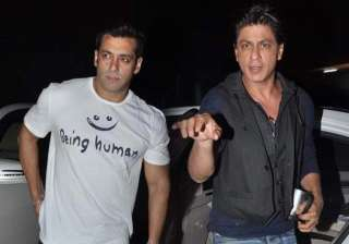 why shah rukh and salman gave a miss to farah...