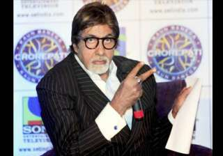 five crore calls in 8 days for kbc 4 - India TV