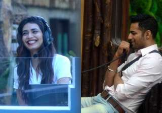 bigg boss 8 halla bol day 8 upen gets romantic...