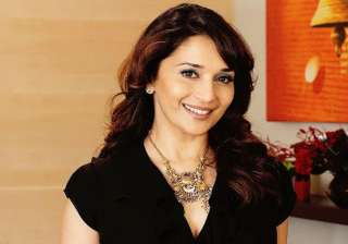 what keeps madhuri in shape - India TV