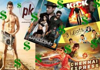 5 bollywood films which crossed the coveted 200...