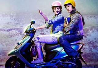 pk closes 2014 with a bang collects rs 264.27 cr...