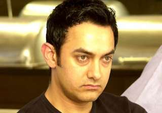 aamir down with fever on return from australia -...