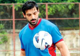 john abraham wants real footballers for his next...