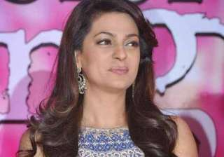 juhi chawla happy that trouble is over for gulaab...