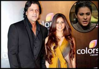kajol doesn t want tanisha to marry armaan kohli...