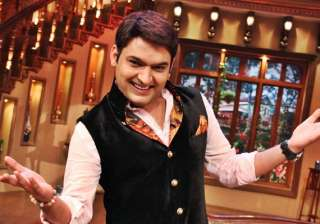 kapil sharma rescues pups from comedy nights with...