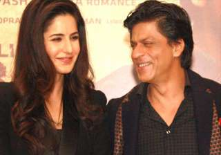 katrina denies working with shah rukh in raees -...