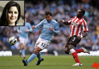 katrina cheers for manchester city club - India TV