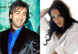 kingfisher model is ranbir s new flame - India TV