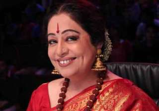 kirron kher wants film aspirants from ne india to...
