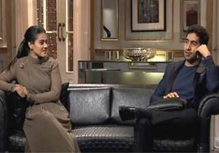koffee with karan kajol wishes to know about rani...