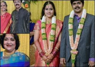 crazy mohan s son arjun s wedding pics view pics...
