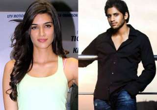 kriti sanon in naga chaitanya s next - India TV