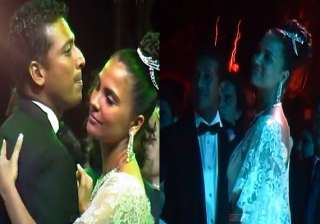 lara dutta mahesh bhupathi s fairytale wedding...