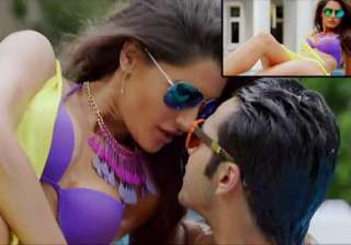 nargis fakhri donned her own bikini for main tera...