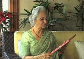 nasreen s book on waheeda rehman to be available...
