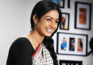 no supporting roles for sridevi riding high on...