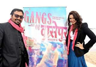 no problem with a tag for gangs of wasseypur says...