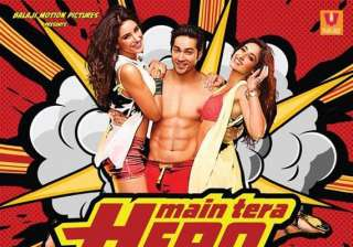 is song from main tera hero inspired by b big s...