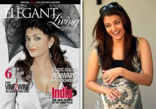post pregnancy aishwarya appears on cover of...