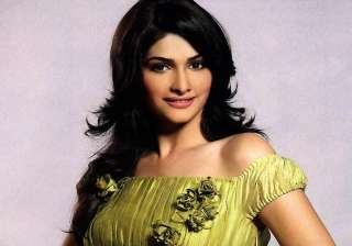 prachi desai intends to do at least three films a...