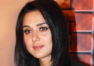 preity zinta on filing f.i.r only protecting...