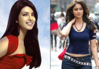 priyanka ileana fight over roles in barfee -...