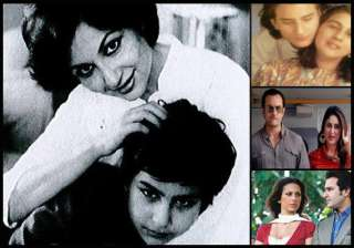 rare and unseen pictures of birthday boy saif ali...
