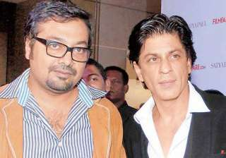 anurag kashyap to cast shah rukh khan in his next...