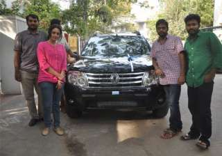 cuckoo makers gift suv to film s director - India...