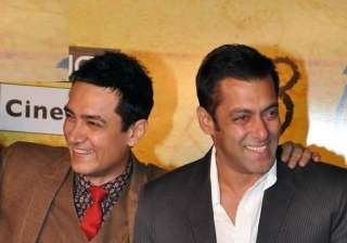salman aamir take knotty pot shots at each other...