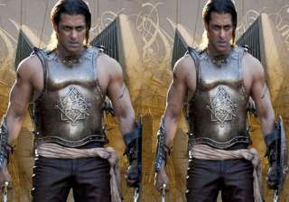 salman to play a superhero in sher khan - India TV
