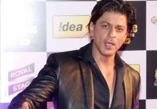 shah rukh khan honoured with face of romantic...
