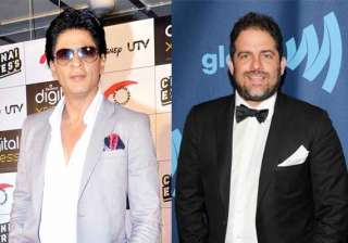 shah rukh khan is among brett ratner s favourite...
