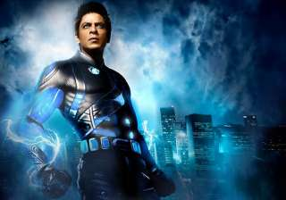 shah rukh is very passionate about ra.one anubhav...