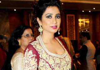 shreya ghoshal launches humnasheen first ghazal...