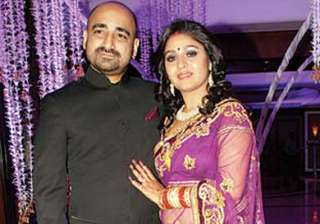 sunidhi chauhan marries hitesh sonik - India TV