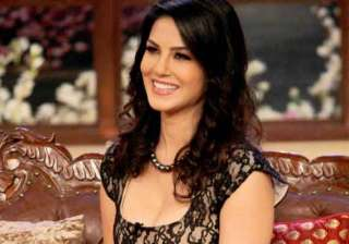 sunny leone finds bruises and scratches worth it...
