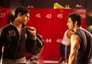 there is no tiff with varun says sidharth - India...
