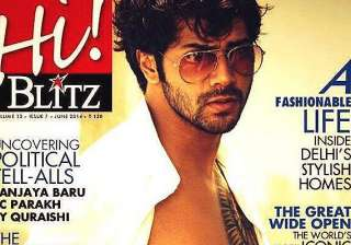 varun sheds cute image goes sexy and wild as hi...