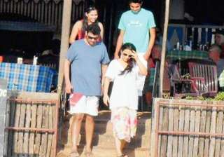 vidya beau siddharth spend time in khandala -...