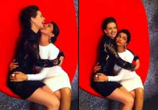 when deepika padukone got intimate with kalki...
