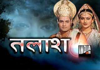 where are ramayana actors ram arun govil and sita...