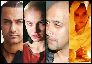 actors who went bald for a role see pics - India...